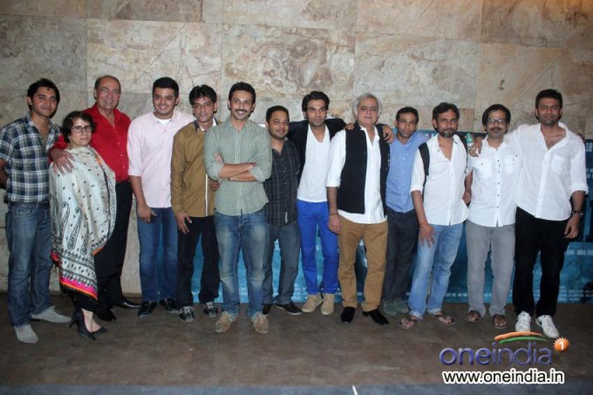 Special screening of film Shahid Photos