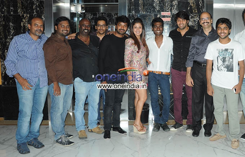 Raja Rani Success Party Photos
