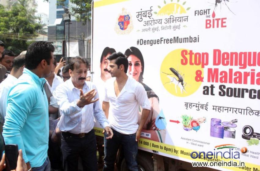 Mega Dengue & Malaria awareness drive Photos