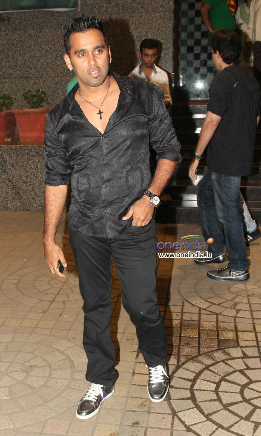 Special screening of film Besharam Photos
