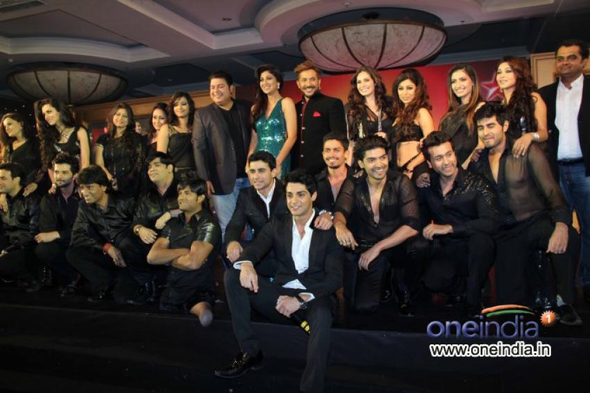 Nach Baliye Season 6 Press Meet Photos