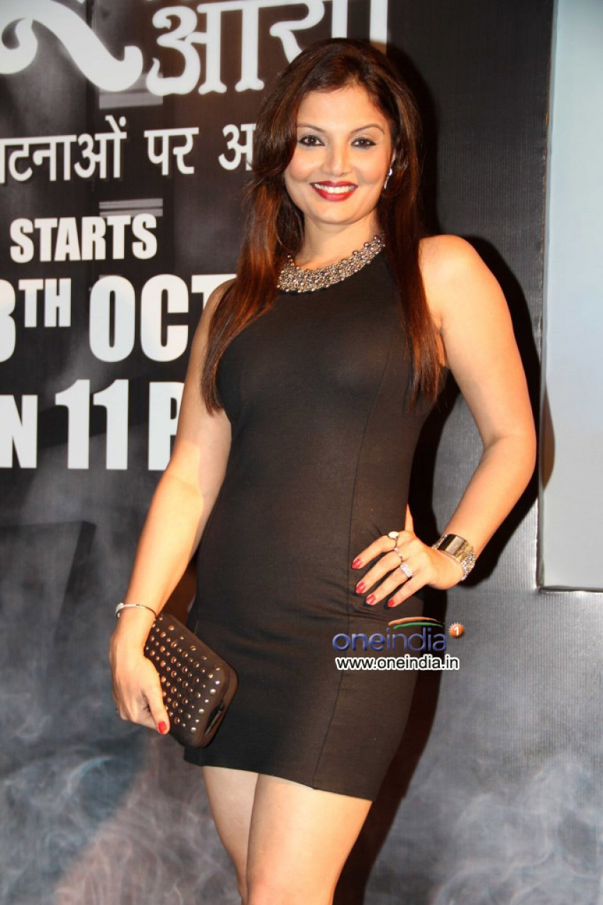 Launch of Sony's new TV show Bhoot Aaya Photos