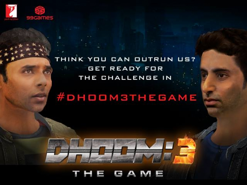 Dhoom 3 The Game Photos