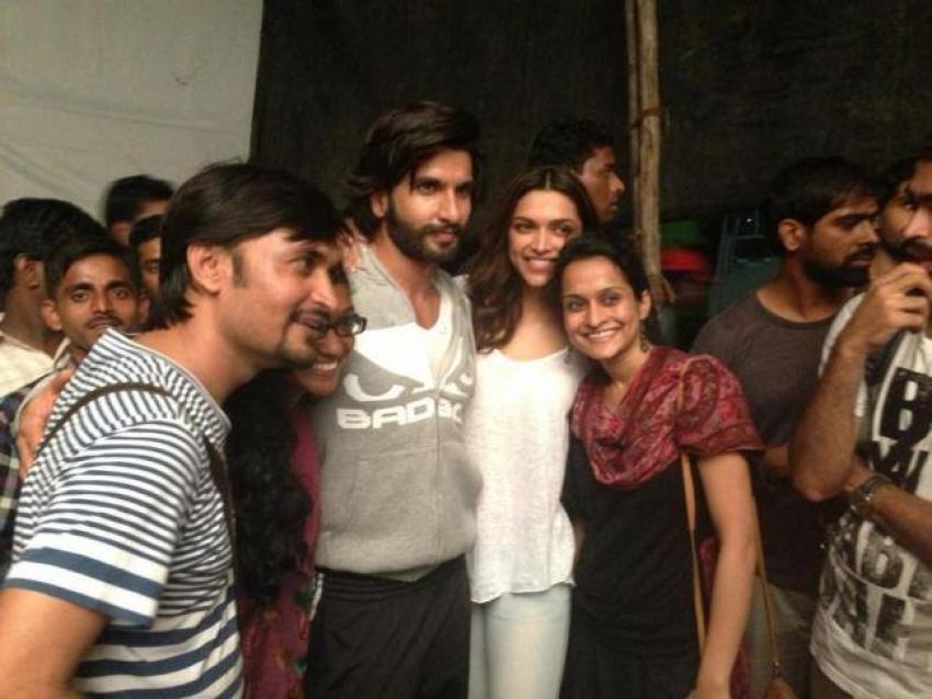Ram Leela Film Wrap Up Party Photos