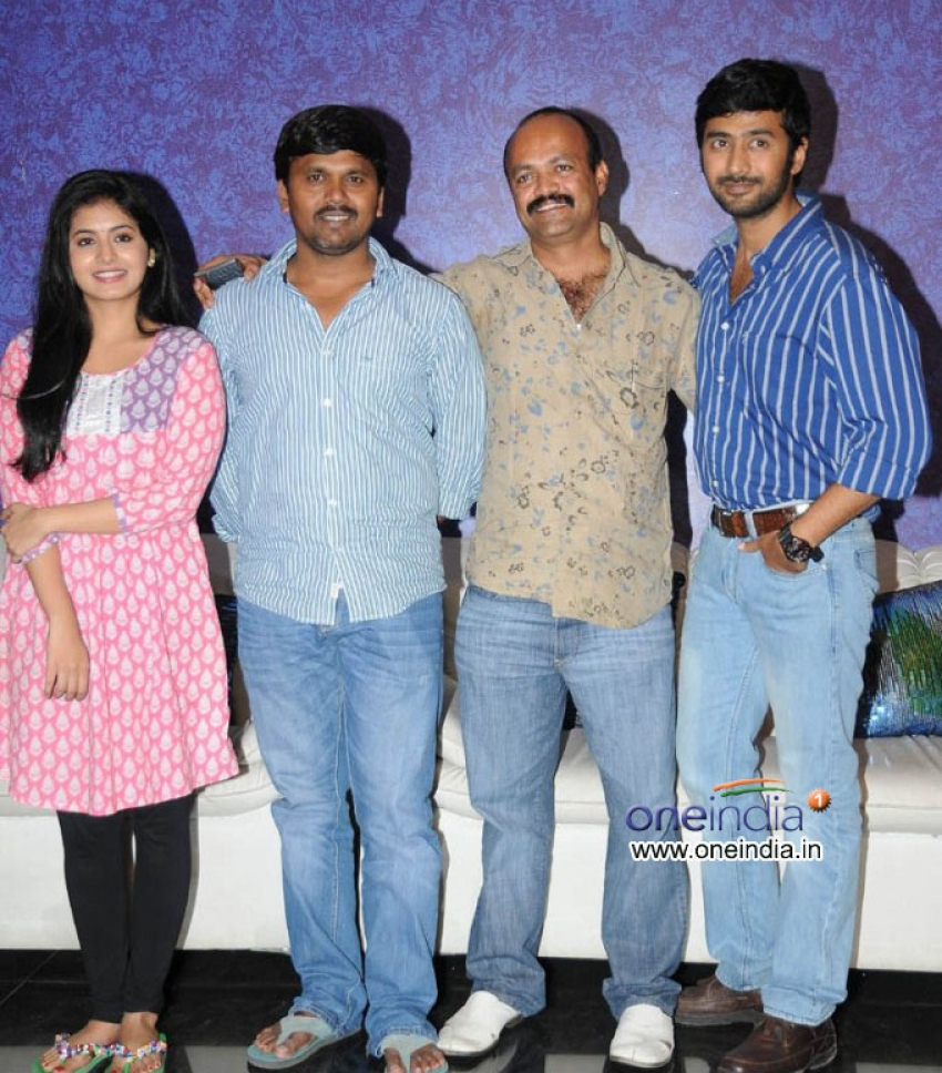 Hyderabad Love Story Press Meet Photos