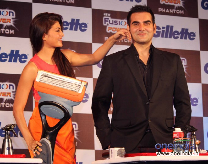 Launch of Gillette's new revolutionary shaving system Photos