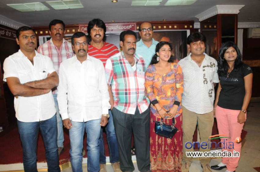 Kamini Film Press Meet Photos