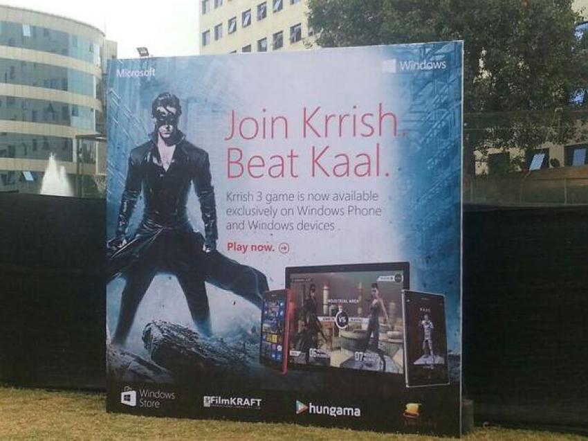 Krrish 3 Game Launch Photos