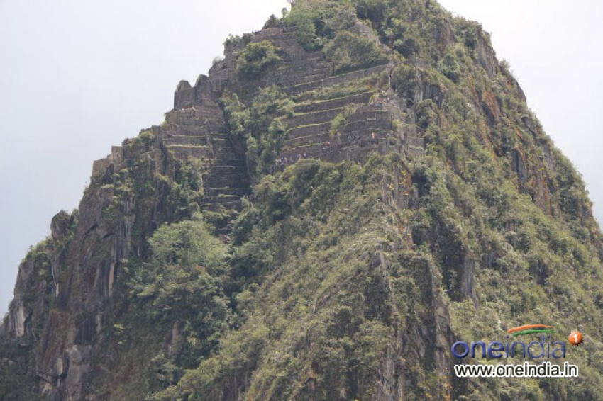 Machu Picchu Travelogue by Seetha Keshava Photos