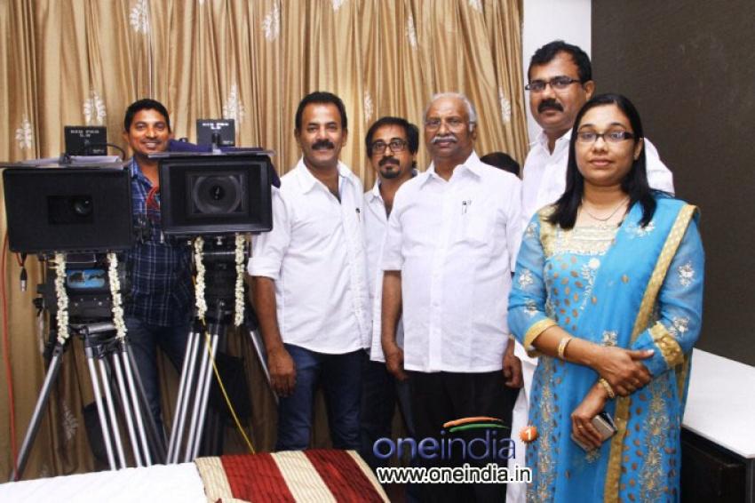 Asha Black Movie Pooja Photos