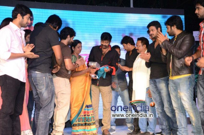 Naa Rakumarudu Audio Launch Photos