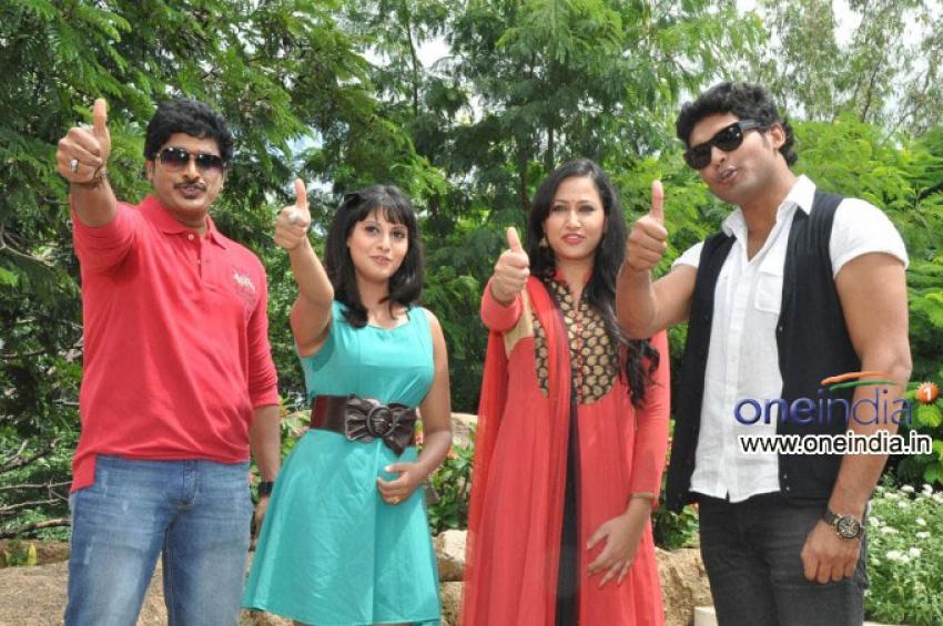Prabhanjanam Movie Opening Photos