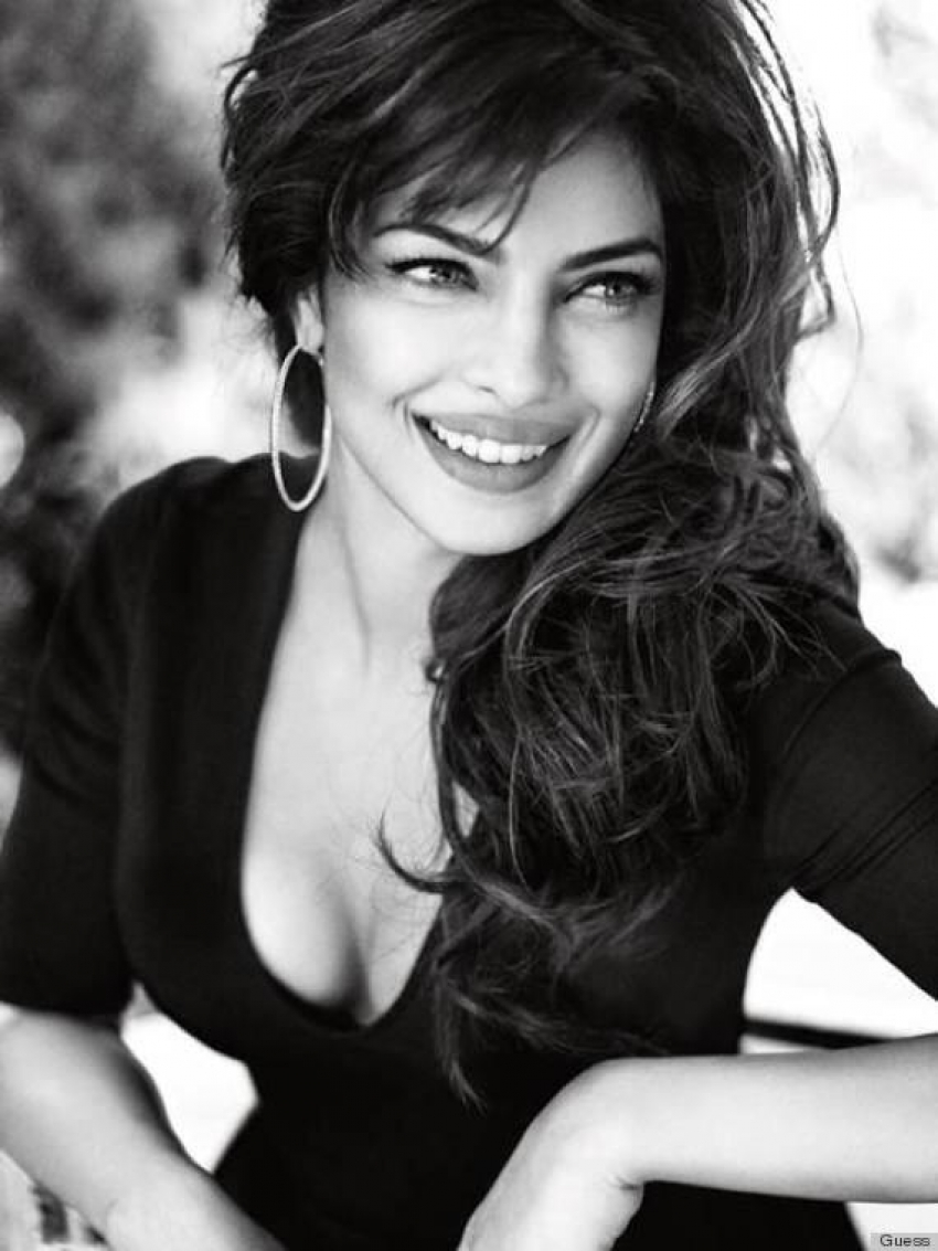 Priyanka Chopra becomes global brand ambassador for Guess! Photos