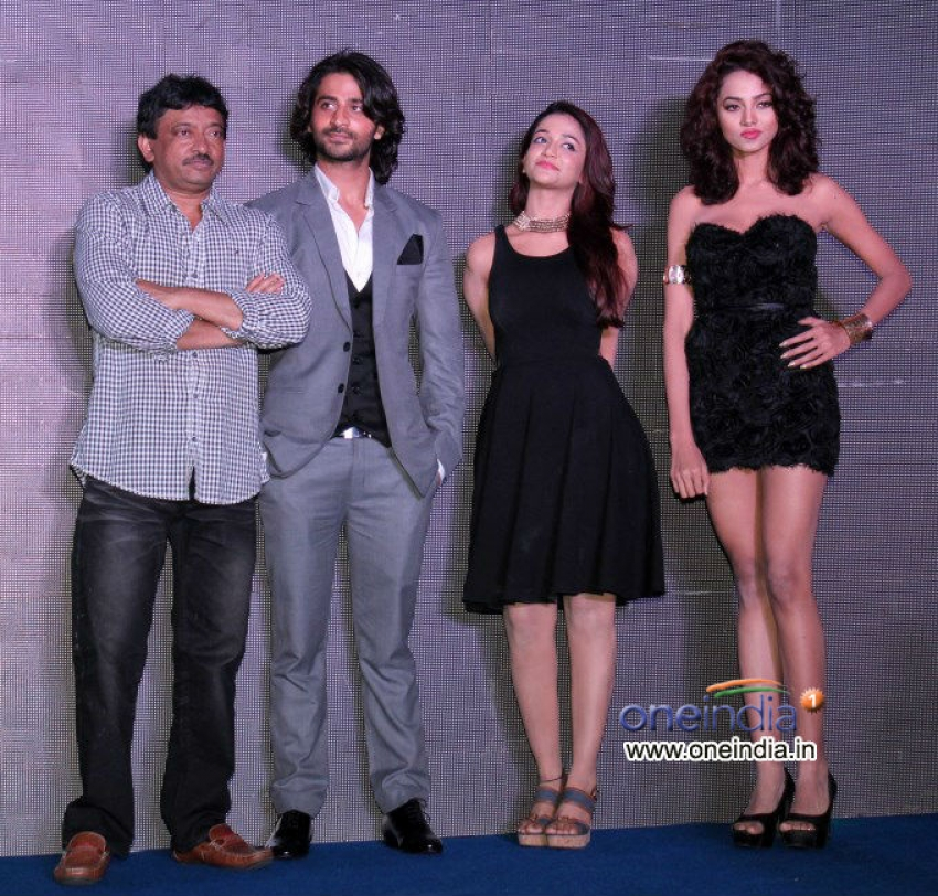 Theatrical trailer launch of film Satya 2 Photos
