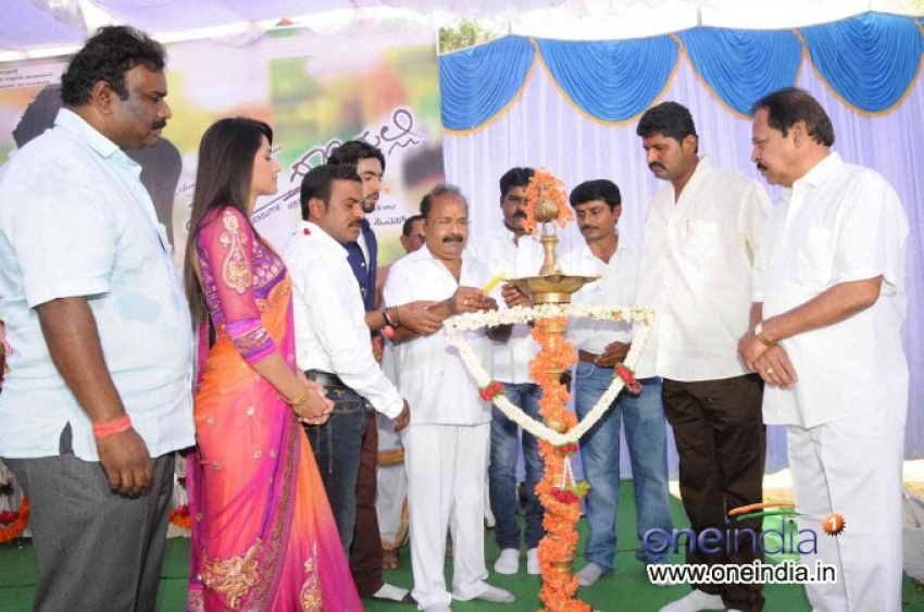 Saaguva Daariyalli Film Launch Photos
