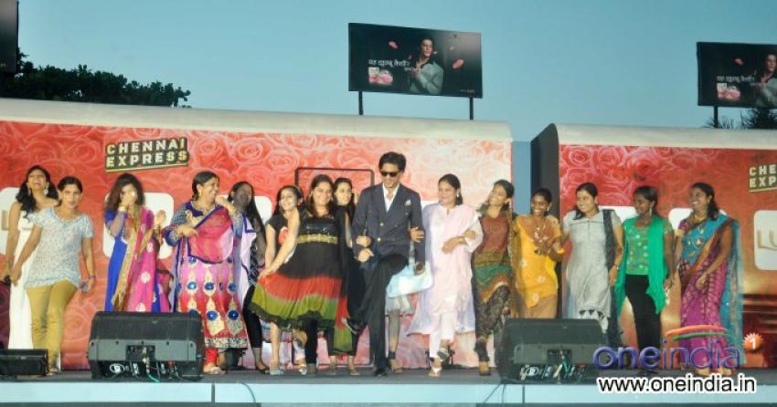 LUX Chennai Express Contest Event Photos
