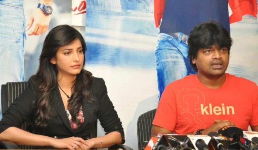 Ramaiya Vastavaiya Press Meet Photos