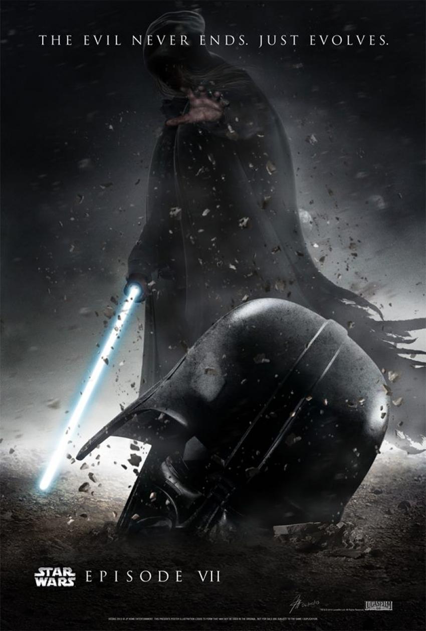 Star Wars Episode 7 Photos