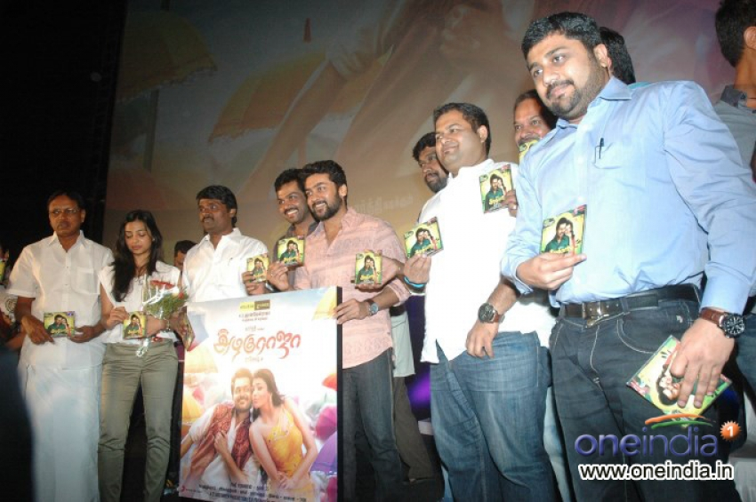 All in All Azhagu Raja Audio Launch Photos
