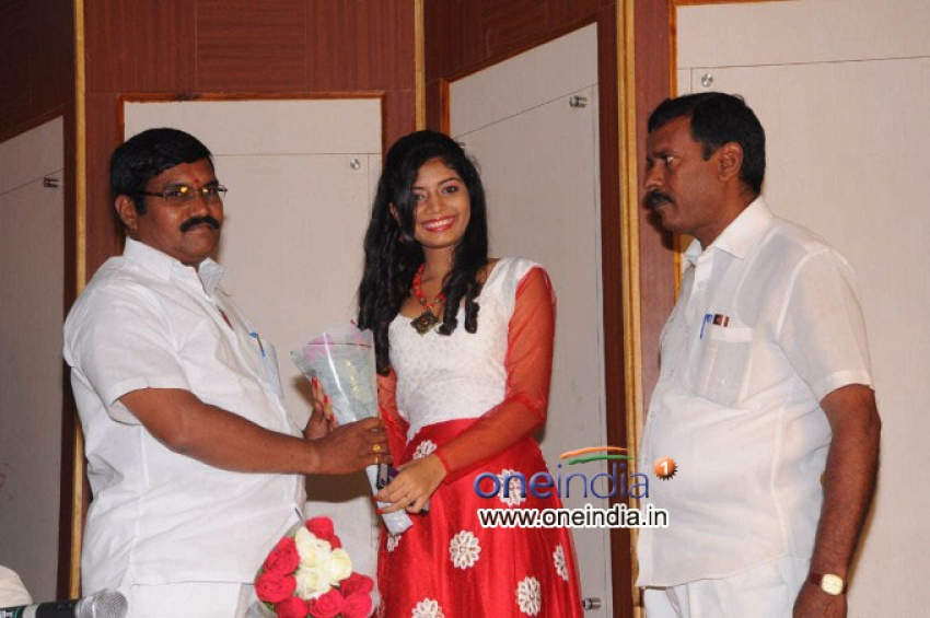 Trophy Model Entertainment Movie Press Meet Photos