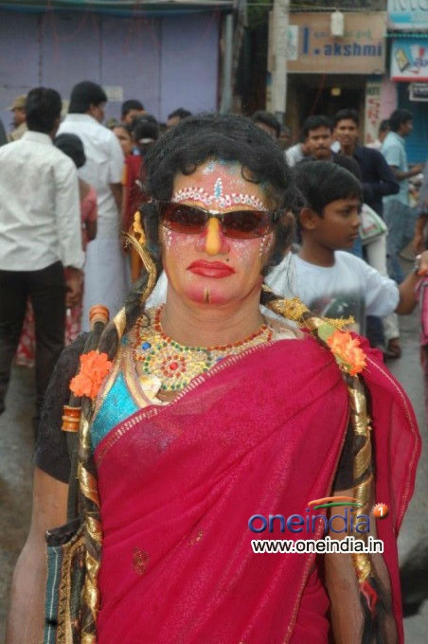 Vizianagaram Pydithalli Utsavam Photos