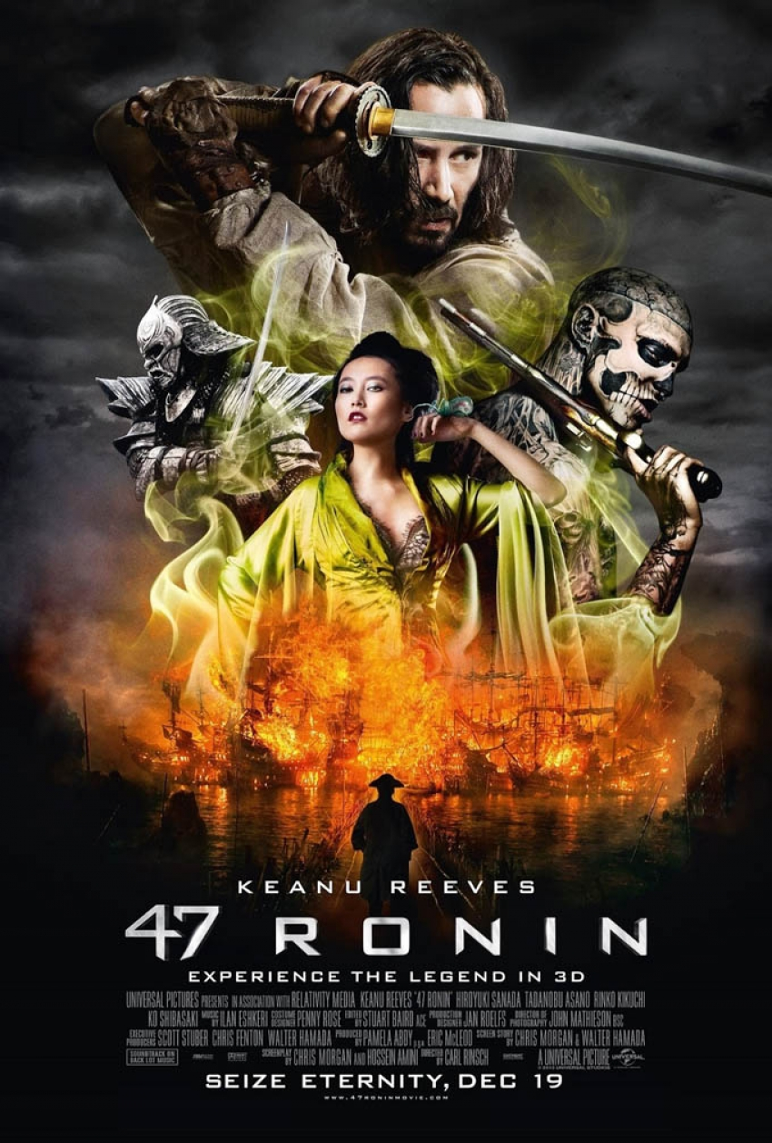 47 Ronin Photos