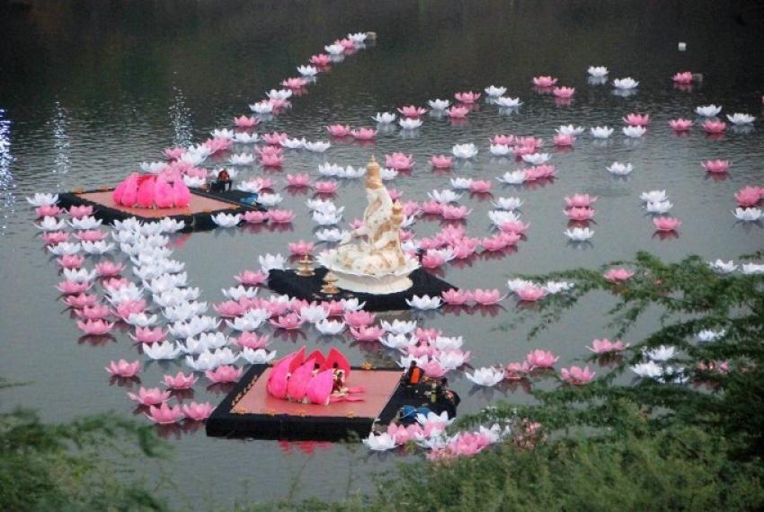 Nita Ambani's 50th birthday party in Jodhpur Photos