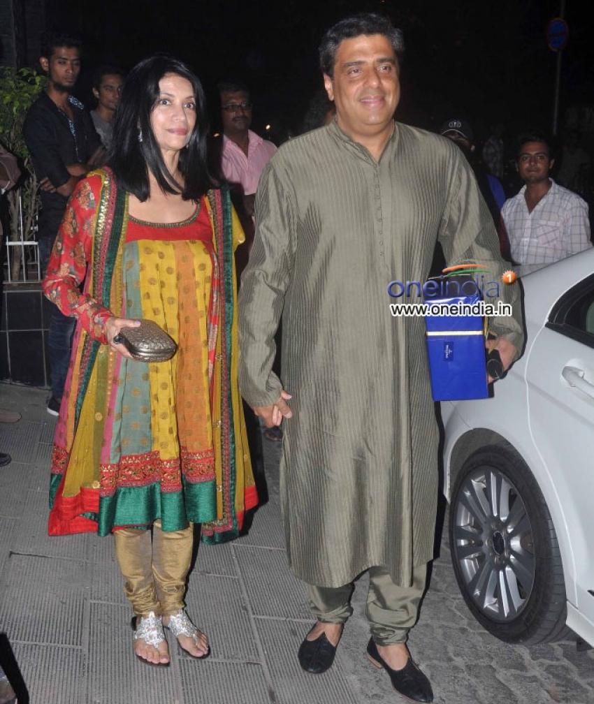 Aamir Khan's Diwali Bash 2013 Photos