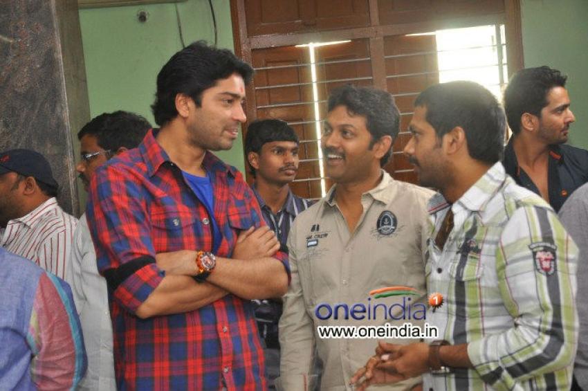 Allari Naresh New film Launch Photos