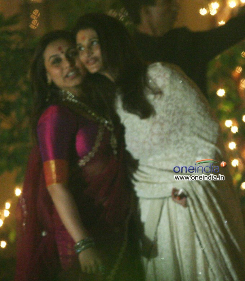 Aditya Chopra Diwali Bash 2013 Photos