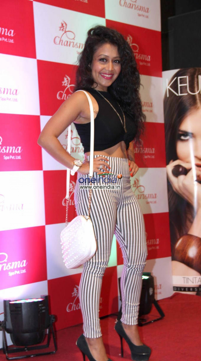 Charisma spa launch at Lokhandwala Mumbai Photos