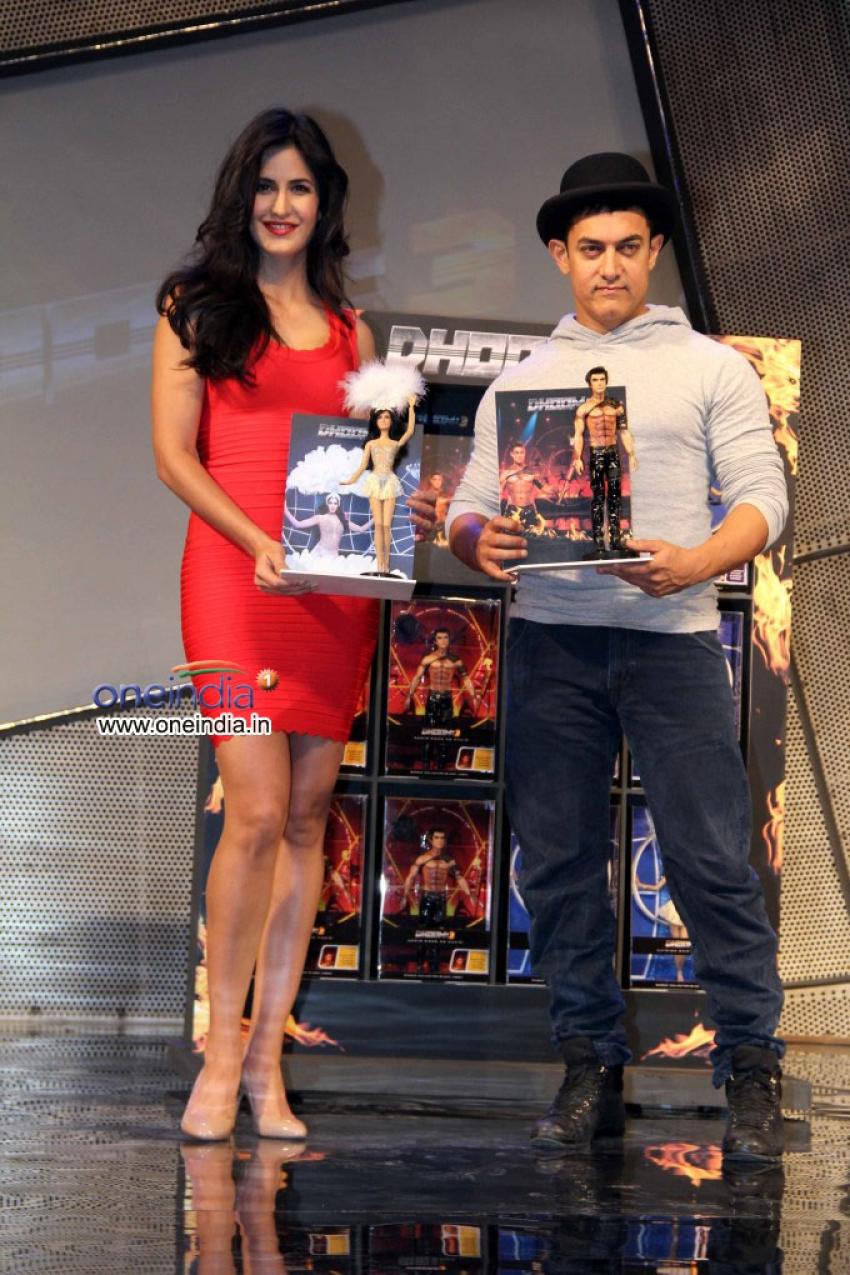 Dhoom 3 Merchandise Launch Photos