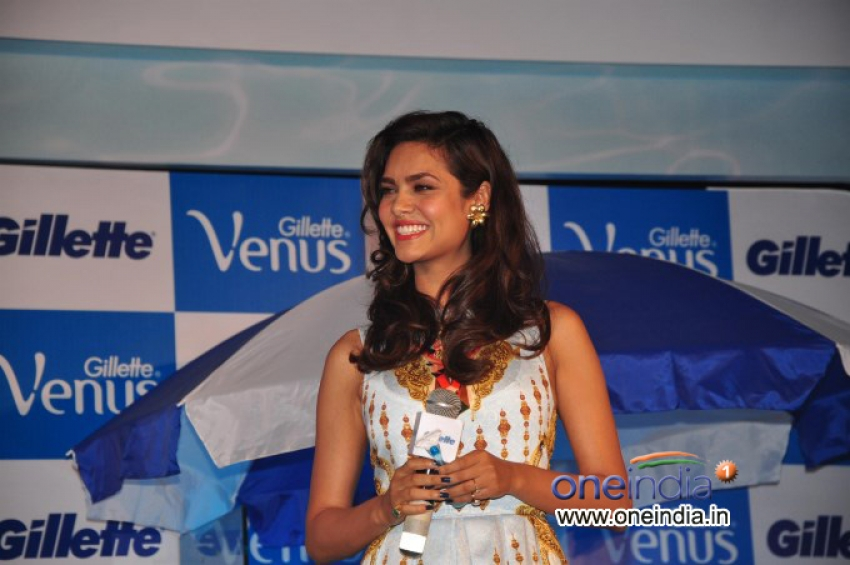 Launch of Gillette Venus razor Photos