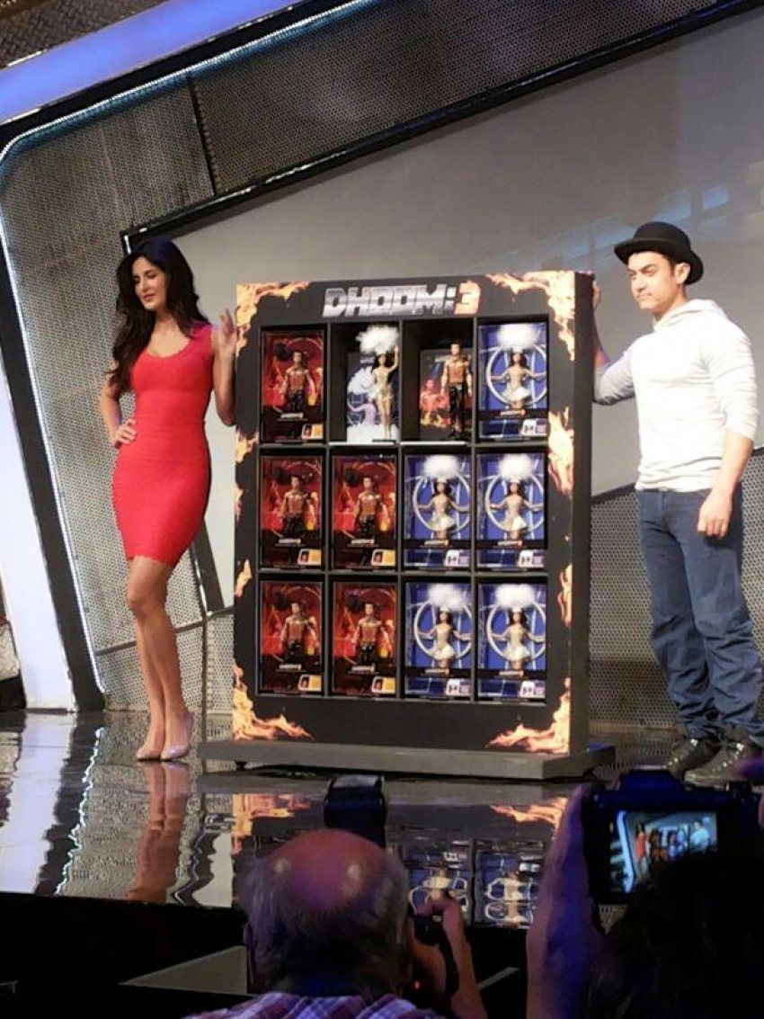 Dhoom 3 Merchandise Launch Photos