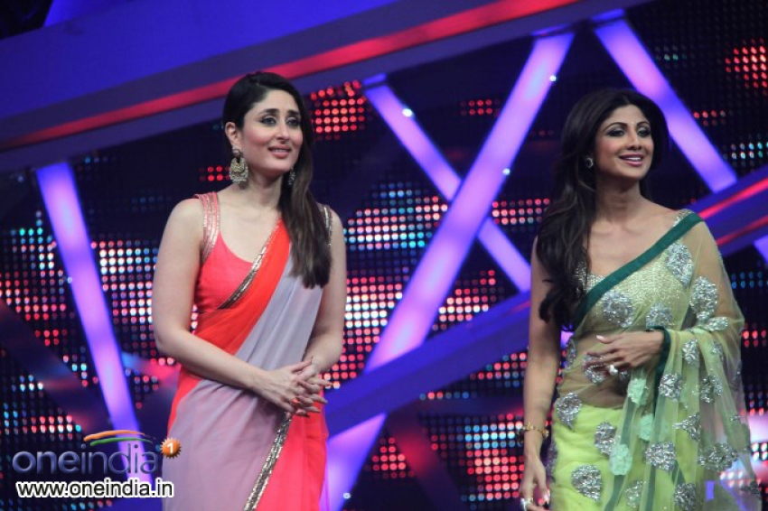 Gori Tere Pyaar Mein promotion on the sets of Nach Baliye 6 Photos