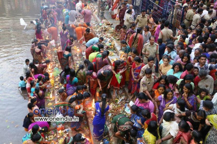 Kartheeka Deepotsavam at Tirupathi Photos