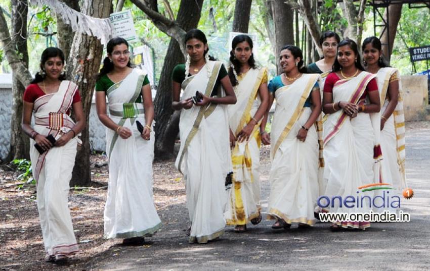 Kerala Piravi Day Photos