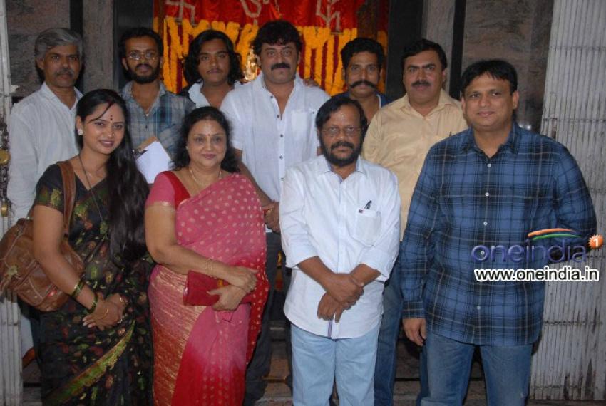 Makale Manikya Film Launch Photos