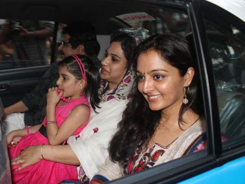 Manju Warrier Inaugurates She Taxi Photos