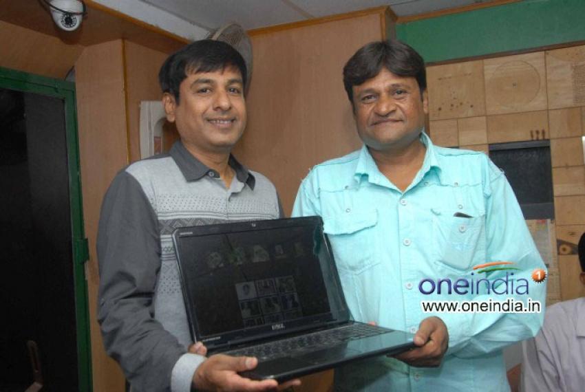 Musuri Krishnamurthy Web Site Launch Photos