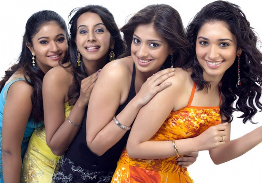 Celebs in Saravana Stores ad Photos