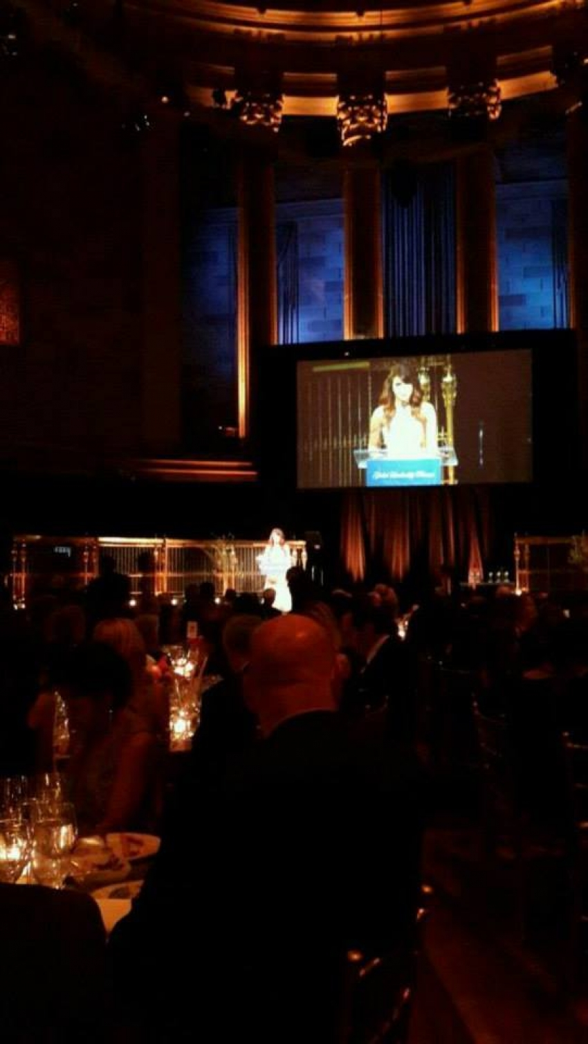 Priyanka Chopra At The United Nations Foundation Global Leadership Dinner Photos