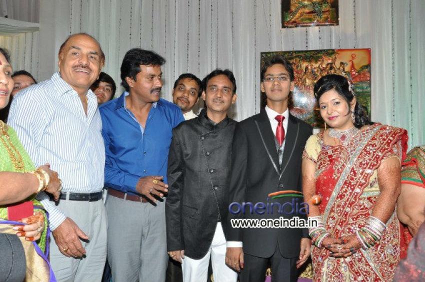 Producer Paras Jain Daughter Wedding Photos