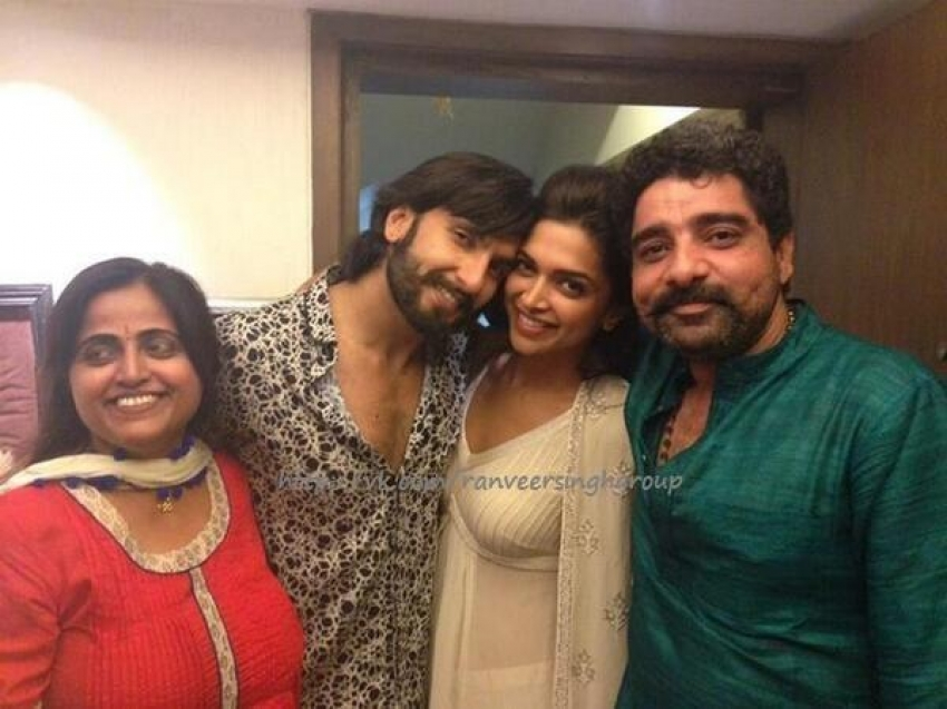Ram Leela film success party Photos
