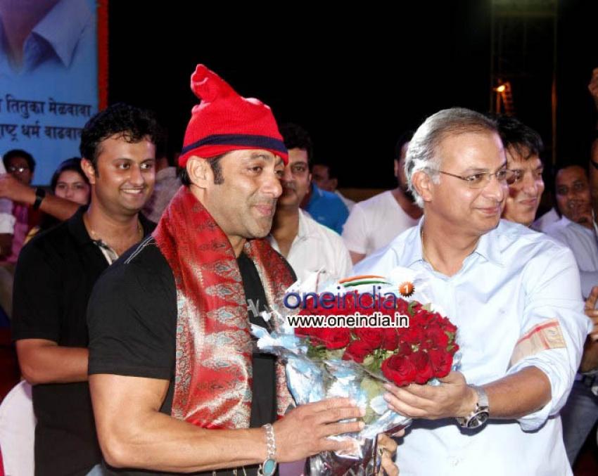Salman Khan inaugurates Koli Mahotsav Photos