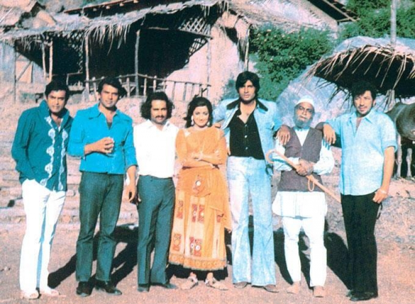 Sholay Photos