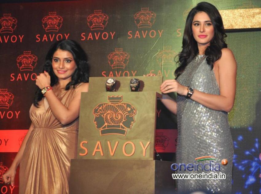 Nagris Fakhri launches luxury watch Savoy Photos