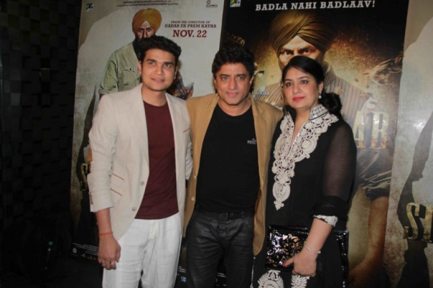 Singh Sahab The Great Special Screening Photos