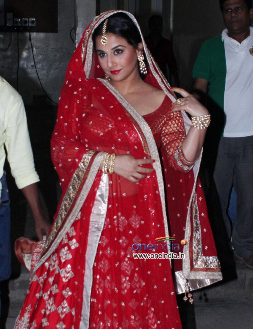 Vidya Balan's Ranka Jewelers Photoshoot Photos