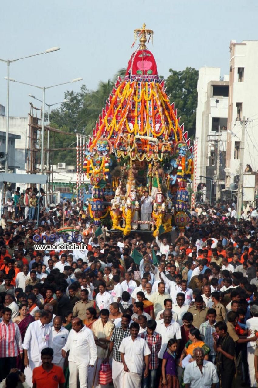 Padmavathi Ammavari Karthika Brahmotsavam Photos